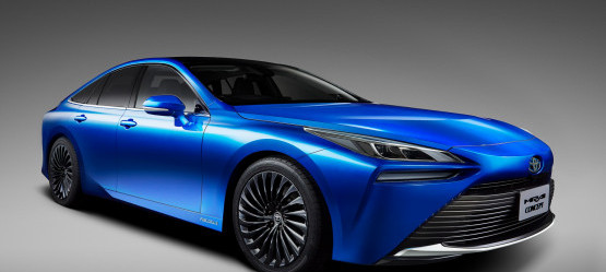 TOYOTA INTRODUCES THE ALL-NEW MIRAI