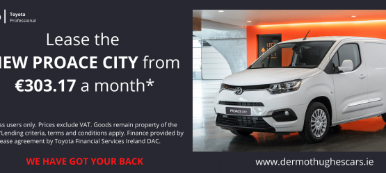 Lease The New Proace City